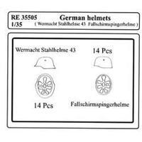 GERMAN HELMETS 1/35