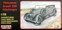 Phanomen Granit 25H Kubelwagen