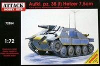 Aufkl. Pz.38 (t) HETZER (7,5 mm)