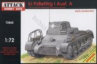 kl Pz.Bef.Wg. I Ausf. A early production