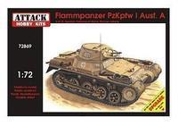 Flammpanzer Pz. Kpfw. I Ausf. A