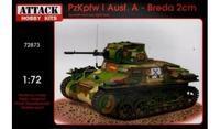 Pz.Kpfw I Ausf. A - Breda 2cm