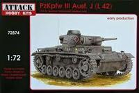 PzKpfw III Ausf.J (L 42) - early production