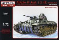 PzJpfw III Ausf.J (L 42) Russian Front