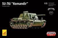 "SU-76I ""KOMMANDIR"""