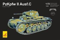Pz. Kpfw II Ausf. C Easter Front