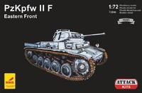 Pz. Kpfw II Ausf. F Eastern Front