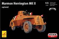 Marmon Herrington Mk. II Captured
