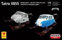 TATRA V855 AEROSAN - (2IN1)