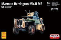 Marmon Herrington Mk. II Marmon Herrington Mk. II ME Full interior