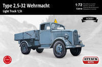 Type 2,5-32 Wehrmacht Light Truck 1,5 t
