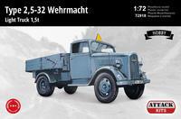 Type 2,5-32 Wehrmacht Light Truck 1,5 t