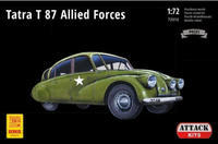 TATRA 87 Allied Forces