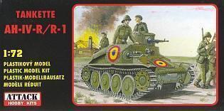Praga AH-IV-R /R-1