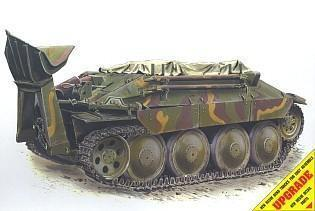 Bergerpanzer 38 (t) Hetzer late production