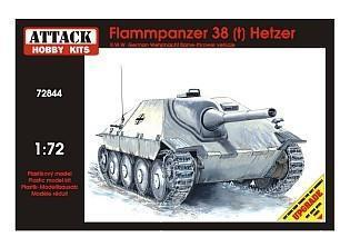 Flammpanzer 38 (t) Hetzer