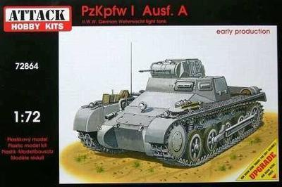 PzKpfw I Ausf. A - Early production