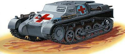 Pz.Kpfw I Ausf. A - Ambulance
