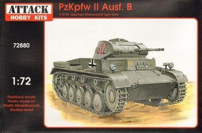 Pz.Kpfw II Ausf. B