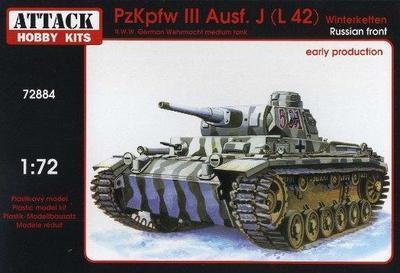 Pz.Jpfw III Ausf. J (L 42) Russian Front