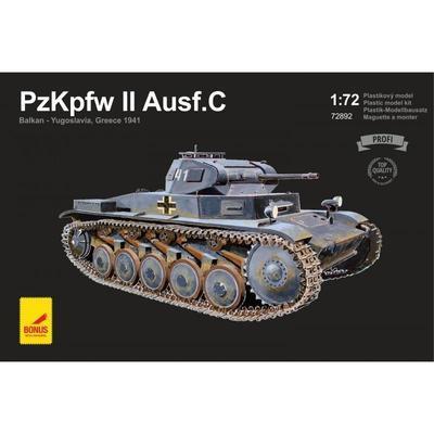 Pz.Kpfw II Ausf. C Balkan-Yugoslávia-Greece
