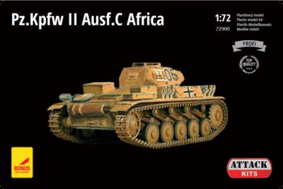 Pz. Kpfw II Ausf. C Africa - 1