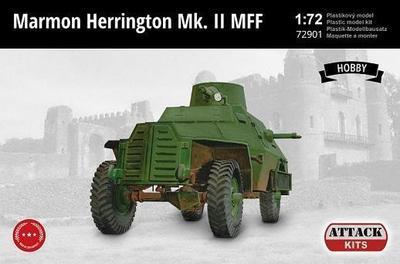 Marmon Herrington Mk. II MFF (Hobby Line 01) - 1