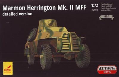 Marmon Herrington Mk. II MFF (Detailed Version)