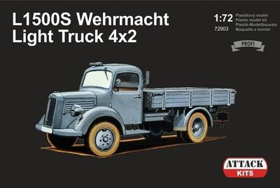L1500S Wehrmacht Light Truck 4x2 - 1