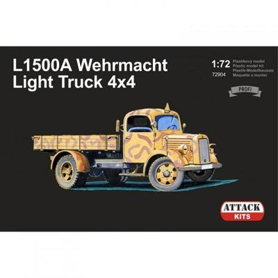 L1500A Wehrmacht Light Truck 4X4 - 1