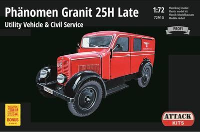 Phanomen Granit 25H Late Utility Vehicle& Civil Service - 1