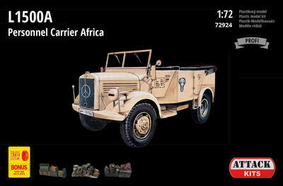 L1500A Personnel Carrier West & South Europe - 1
