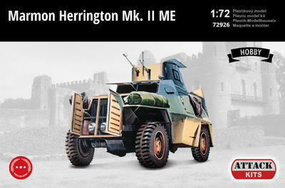Marmon Herrington Mk.II ME  Hobby Line - 1