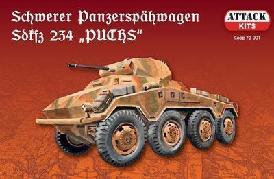 """Sd. Kfz.234 """"Puchs"""" - 1"""