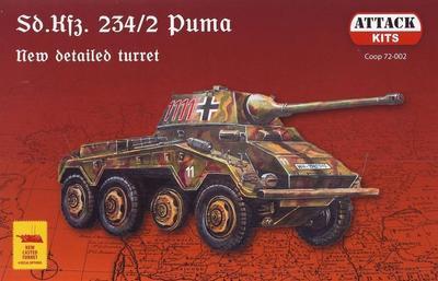 Sd. Kfz. 234 /2 Puma - 1