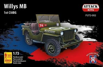 Willys MB 1st CIABG - 1