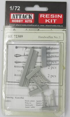 Handwaffen No,1 - 1