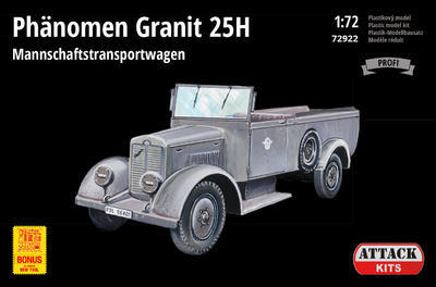 Phänomen Granit 25H Mannschaftstransportwagen - 1