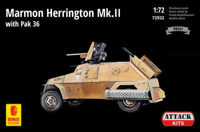 Marmon Herrington Mk.II with Pak 36 - 1