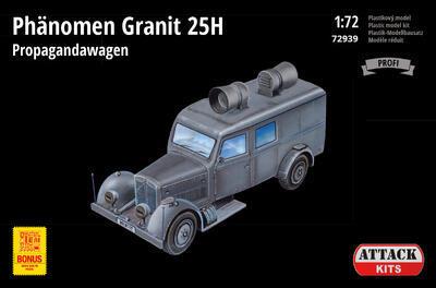 Phänomen Granit 25H Propagandawagen - 1