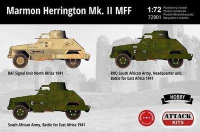 Marmon Herrington Mk. II MFF (Hobby Line 01) - 2