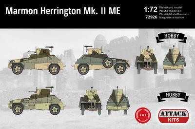 Marmon Herrington Mk.II ME  Hobby Line - 2