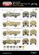 TYPE 2,5-32 Wehrmacht, light truck 1,5T AFRICA with cargo - 2/7