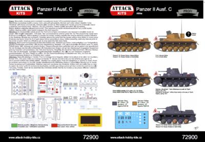 Pz. Kpfw II Ausf. C Africa - 3