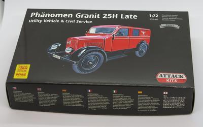 Phanomen Granit 25H Late Utility Vehicle& Civil Service - 3