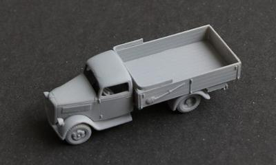 TYPE 2,5-32 Wehrmacht, light truck 1,5T AFRICA with cargo - 3