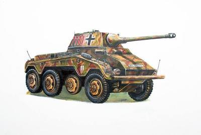 Sd. Kfz. 234 /2 Puma - 3