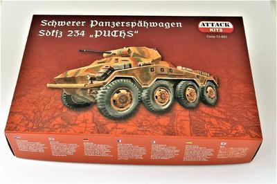 """Sd. Kfz.234 """"Puchs"""" - 3"""