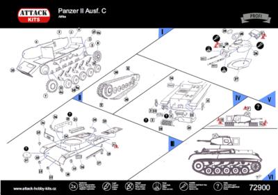 Pz. Kpfw II Ausf. C Africa - 4