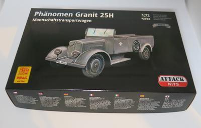 Phänomen Granit 25H Mannschaftstransportwagen - 4